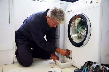 تمیز کردن فیلتر ماشین لباسشویی