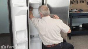 سرد نکردن یخچال