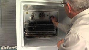 تعمیر انواع فن یخچال