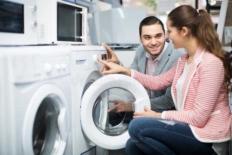 نکات مهم در خرید ماشین لباسشویی